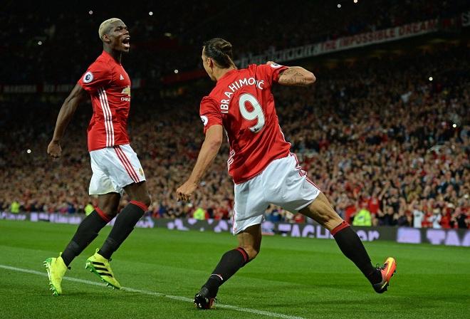 Vì sao Ibrahimovic có quyền đá penalty ở Man United?