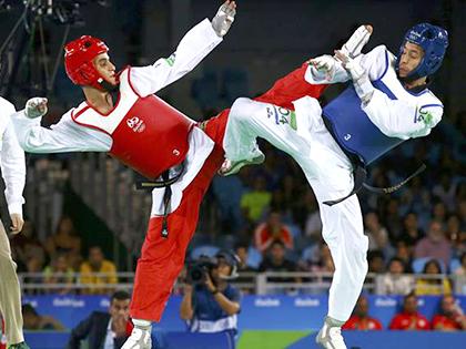 Taekwondo không bị karate đe dọa ở Tokyo 2020