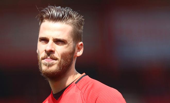 Vì sao De Gea giờ 'nhàn' nhất đội Man United?