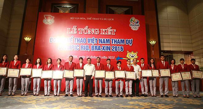 Đoàn Thể thao Việt Nam dự  Olympic Rio 2016: Trong niềm vui vẫn còn tiếng thở dài …