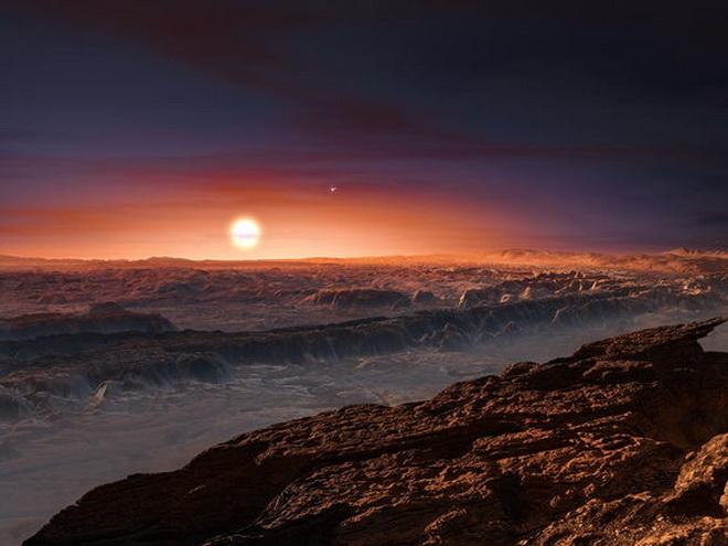 Phát sốt về một Trái Đất 2.0 mới, cách 40 ngàn tỷ km