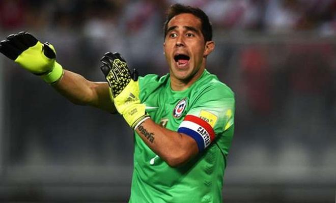 Man City CHÍNH THỨC sở hữu thủ thành Claudio Bravo