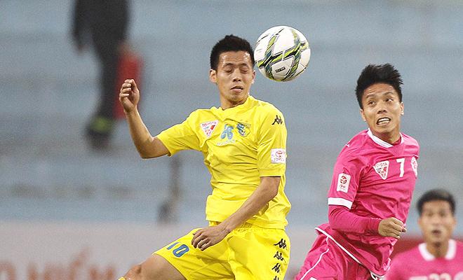 Sài Gòn FC và 'ân oán' với Hà Nội T&T