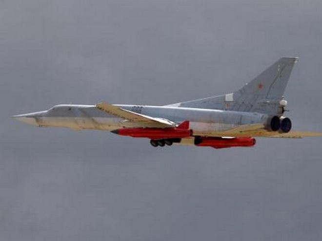 Lắp thêm tên lửa siêu thanh X-32, TU-22M3 Nga vô địch trên bầu trời