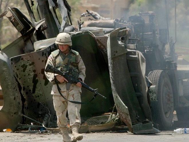 Quân đội Mỹ không đủ tiền để... đánh nhau!