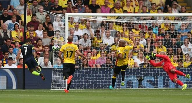 ĐIỂM NHẤN Watford – Arsenal: Người hùng Alexis Sanchez & 'Chim hoàng yến' Arsene Wenger