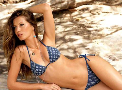 Bất chấp tuổi 36, Gisele Bundchen vẫn là siêu mẫu đắt giá nhất thế giới