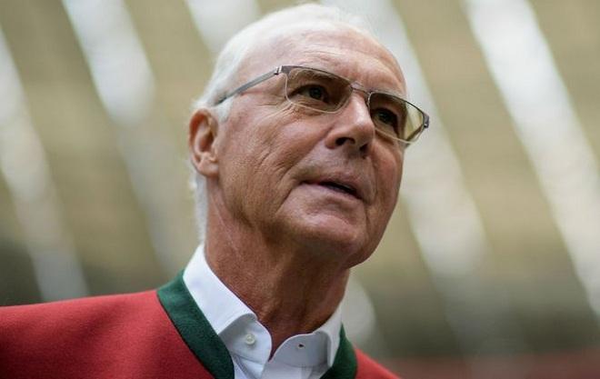 SỐC: 'Hoàng đế' Beckenbauer bị đột kích chỗ ở, điều tra nghi án tham nhũng