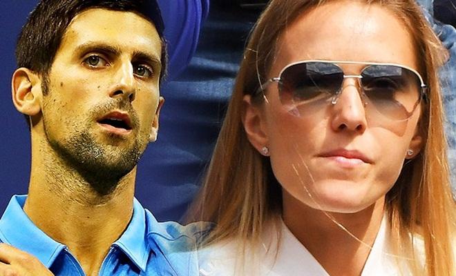 Vợ Djokovic nói gì về tin đồn li dị chồng?