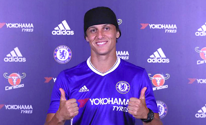 Hàng thủ Chelsea: Có lạc quan khi tin tưởng Luiz hóa thành Bonucci?