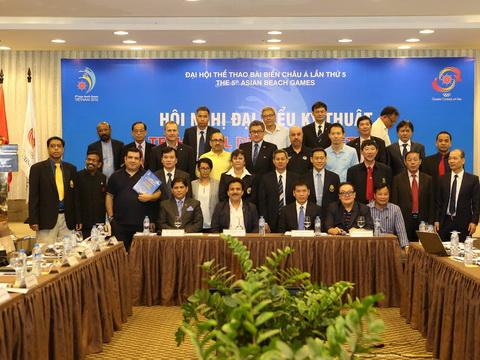 Bốc thăm ABG5: Bóng đá bãi biển Việt Nam đối đầu Thái Lan