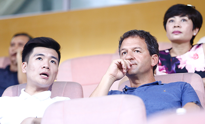 Hà Nội T&T phối hợp đào tạo 'măng non' với Man City