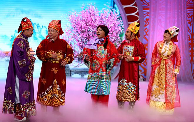VTV Awards 2016 vinh danh Trần Lập, Hồ Văn Cường, MC Ngọc Trinh, Nhã Phương...