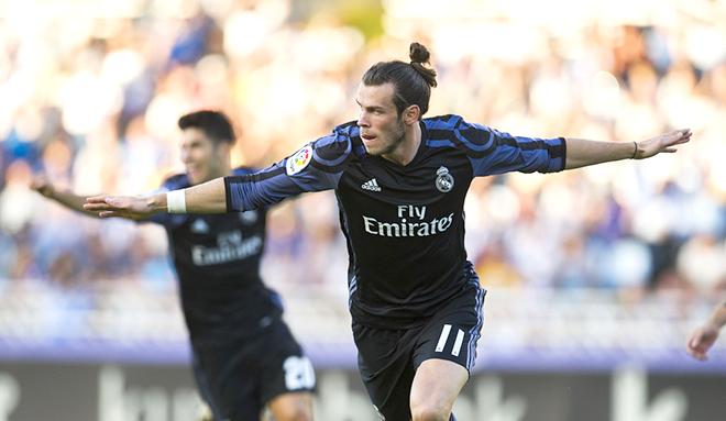 Bale đang đi đúng quy trình thay thế Ronaldo