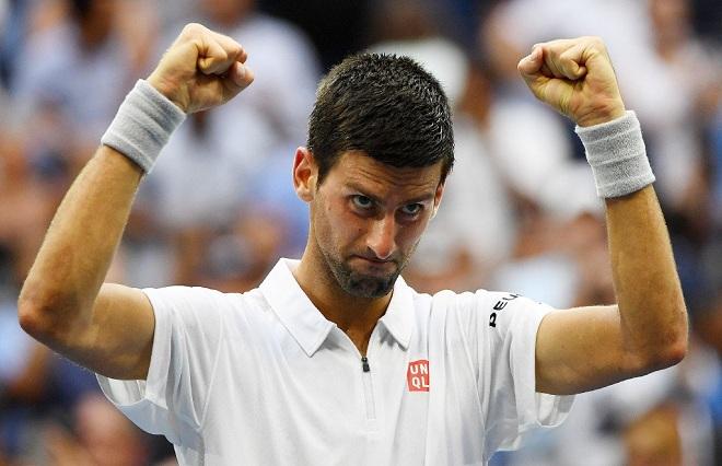 Thắng dễ Gael Monfils, Novak Djokovic lần thứ 7 lọt vào Chung kết US Open