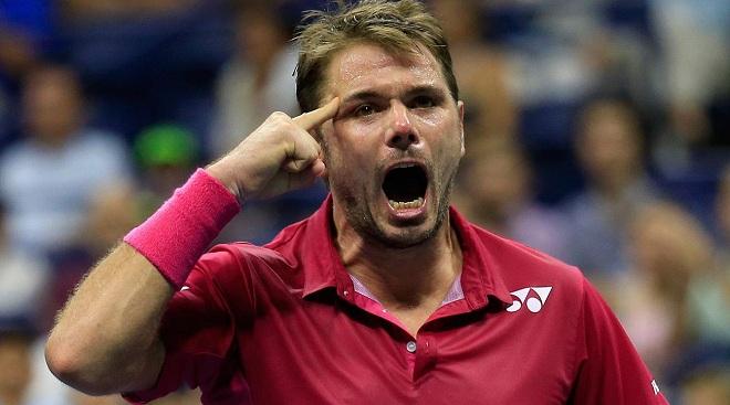 Ngược dòng thắng Nishikori, Stan Wawrinka lần đầu vào Chung kết US Open, gặp Novak Djokovic