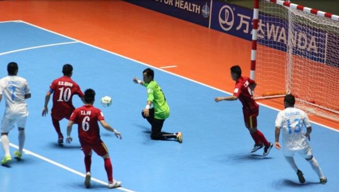 Guatemala, bại tướng của tuyển Futsal Việt Nam mạnh cỡ nào?