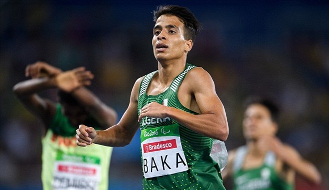 SỐC: Top 4 chạy 1500m Paralympic có thành tích tốt hơn cả HCV Olympic 2016