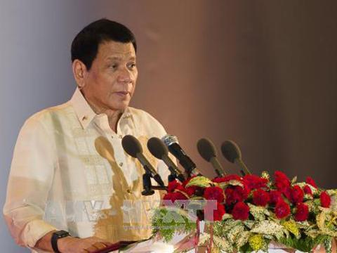 Tổng thống Philippines Rodrigo Duterte: Không thể lên lớp tổng thống một nước có chủ quyền, dù là Obama