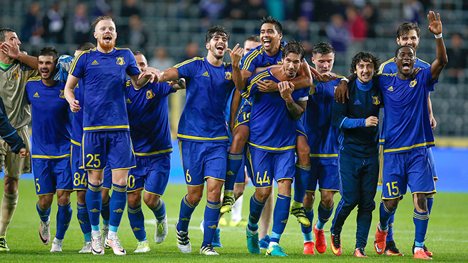 FC Rostov: Chuyện thần tiên ở Champions League