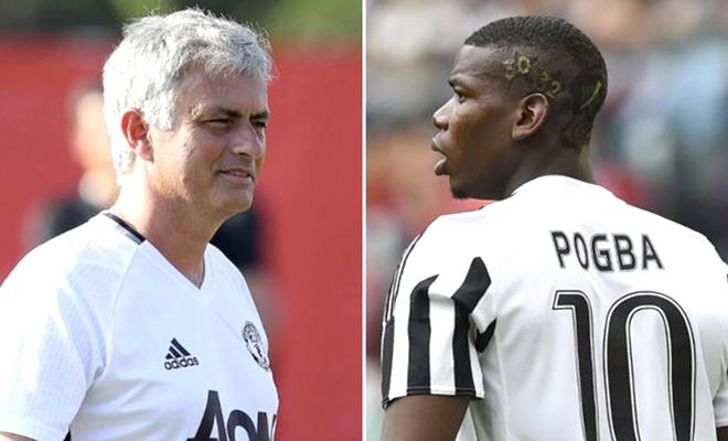Pogba và Mourinho cảm thấy mình nhỏ bé hơn ở Old Trafford