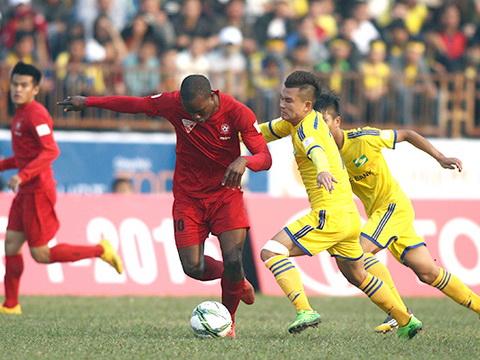 Hà Nội T&T vô địch V.League 2016 sau cuộc đua nghẹt thở với Hải Phòng