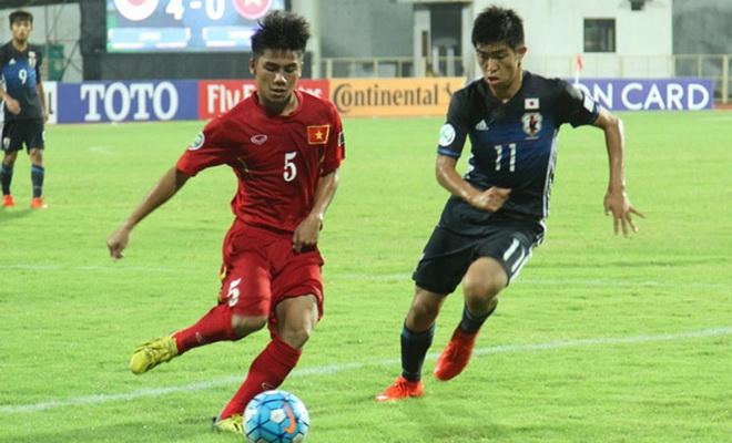 'Messi Nhật Bản' nhấn chìm U16 Việt Nam, tuyển Việt Nam rớt hạng FIFA