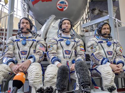 Nga hoãn phóng tàu vũ trụ Soyuz MS-02 vì lỗi kỹ thuật