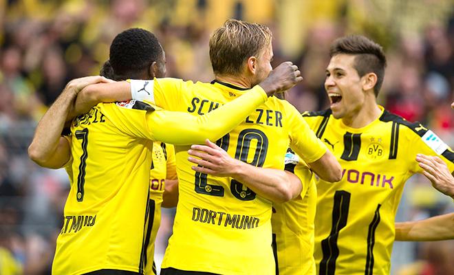 Dortmund, tinh thần bất diệt!