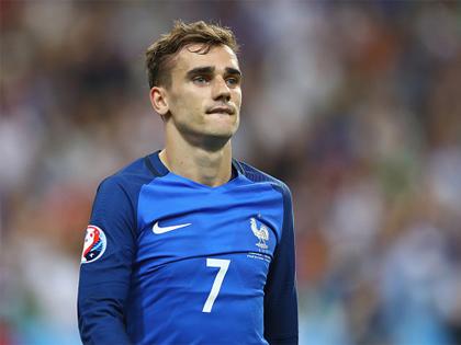 Báo Pháp đề cử danh hiệu Quả Bóng Vàng cho Antoine Griezmann