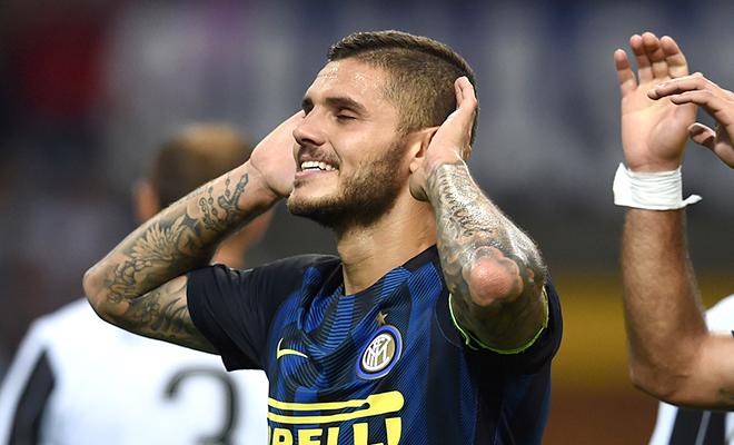 Mauro Icardi, 'Higuain 90 triệu' của Inter