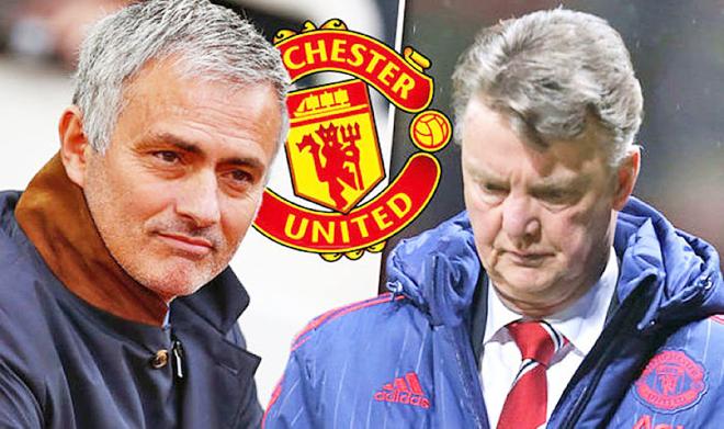 Man United đá tệ, Mourinho đổ lỗi cho Van Gaal