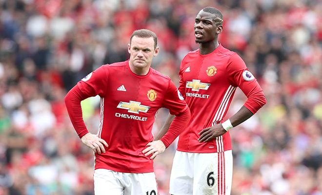 Man United sa sút: Không chỉ Pogba có lỗi