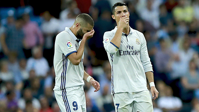 Real Madrid đứt mạch toàn thắng: Bài học chiến thuật cho Zidane