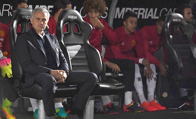 Quan điểm của tôi: Giai đoạn bản lề của Mourinho