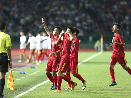 U16 Việt Nam chỉ cách World Cup U17 một trận đấu