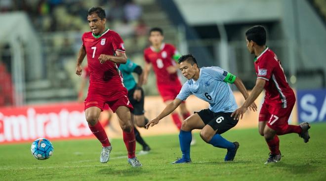 U16 Việt Nam có quyền mơ World Cup dù gặp Iran