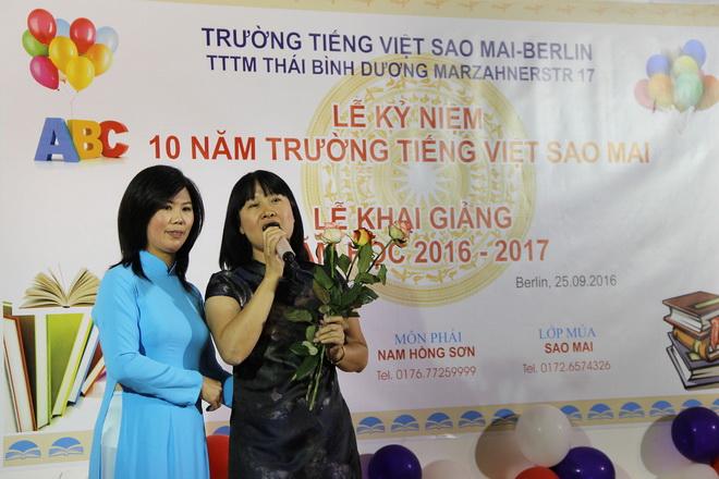 Bất ngờ với ngôi trường 'giữ lửa' Tiếng Việt tại Berlin