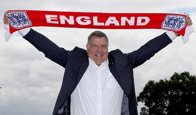 SỐC!!! Vì scandal, Sam Allardyce sắp bị sa thải chỉ sau 1 trận cầm tuyển Anh