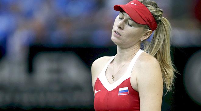 Serena đã vượt mặt Sharapova về kiếm tiền