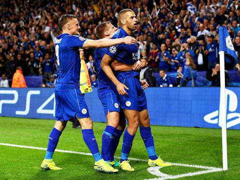"""Leicester 1-0 Porto: """"Bầy cáo"""" vững ngôi đầu"""