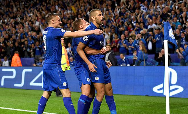 Kỳ tích ở Champions League? Mơ được thì cứ phải mơ, Leicester City!
