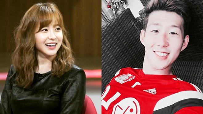 Son Heung-min: Tay chơi 'sát người đẹp' Hàn Quốc