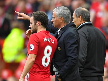 Mourinho đã thay đổi quan điểm về Juan Mata