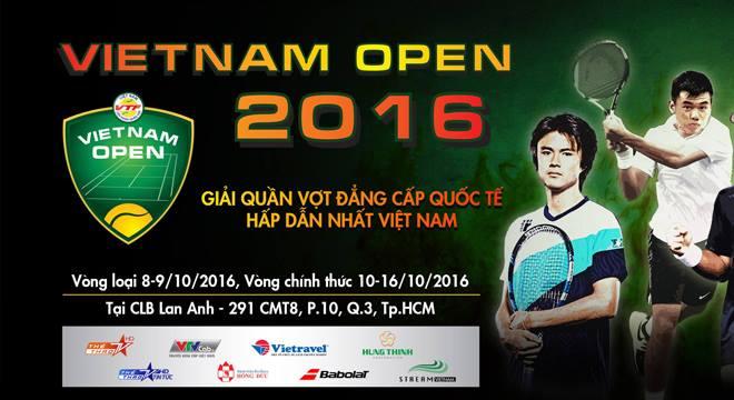 Hội thảo HLV Vietnam Open 2016: Cơ hội học hỏi các HLV quốc tế