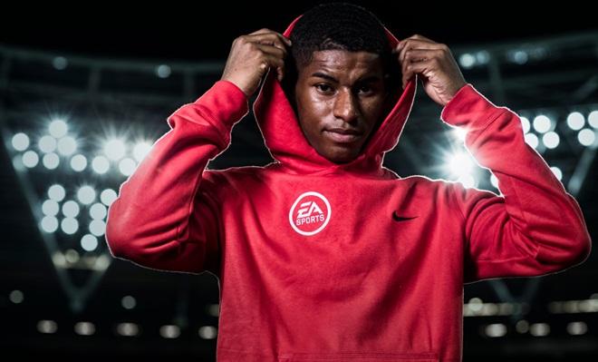 Quên Wayne Rooney đi, Marcus Rashford mới là tương lai của Man United