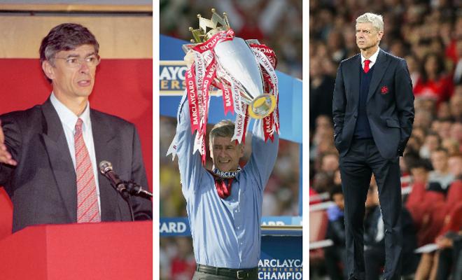 Wenger và 5 điều thay đổi bóng đá Anh