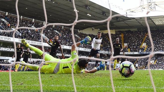 Góc chiến thuật: Man City vỡ vụn trước tốc độ và sức mạnh của Tottenham