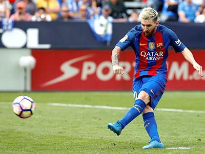 Leo Messi: Số 1 thế giới về ghi bàn và kiến tạo năm 2016