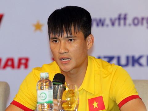 Tiền đạo Công Vinh: 'Tuyển Việt Nam đang đi đúng hướng'